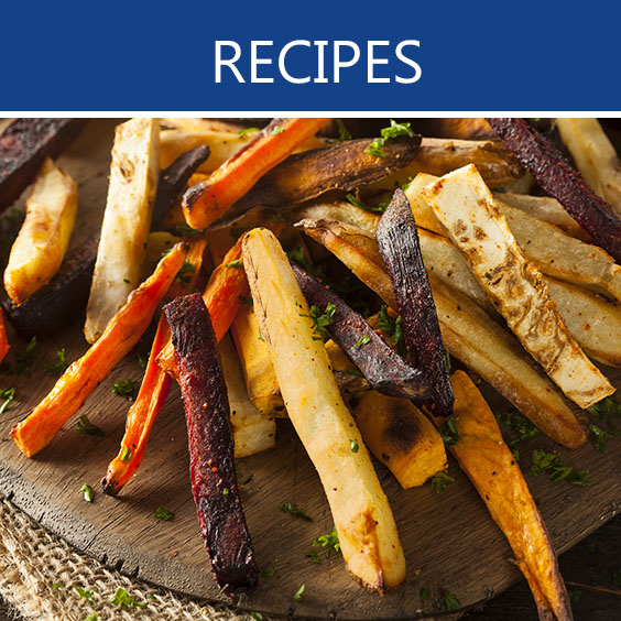recipes fries